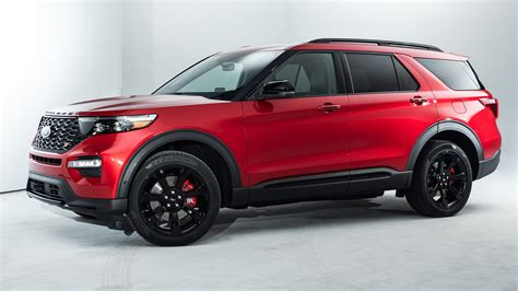 2020 Ford Explorer St And Hybrid
