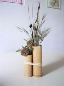 Composition Fleurs Séchées : composition bambou le blog de sunshine ~ Teatrodelosmanantiales.com Idées de Décoration