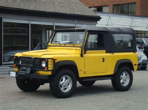 1997 Land Rover Defender 90 Cars For Sale In Needham