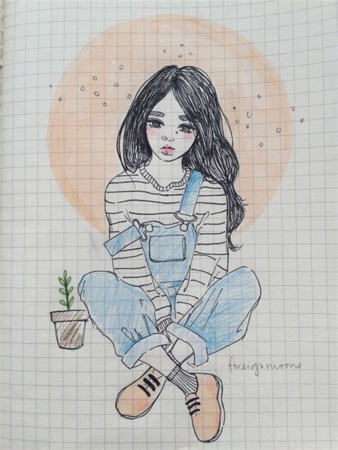 dessin a faire 1001 images pour le dessin fille parfait des id 233 es