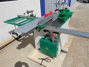 Machine à Bois Combiné : combinee toupie scie chariot 1600 mm d2m machines a bois ~ Dailycaller-alerts.com Idées de Décoration