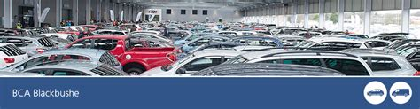 bca blackbushe weekly car lcv  van auctions