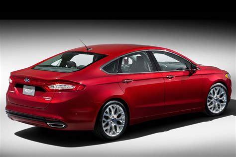 ford anuncia precos  novo fusion nos eua  cars