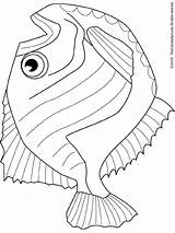 Hatchet Coloring Fish Pages Drawing Hatchetfish Template Clipart Coloringpages101 Audio Stories Fishes Getdrawings Icp Sketch sketch template