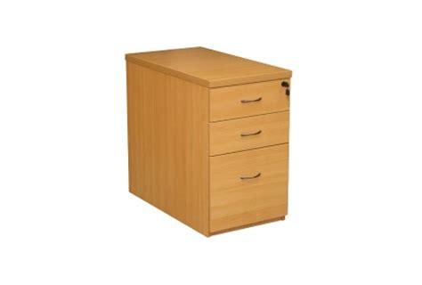 bureau a tiroir caisson hauteur bureau bois 2 tiroirs 1 dossier suspendus