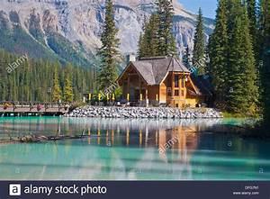 Haus Kaufen Kanada British Columbia : malerischen blockh tte emerald lake yoho np britisch ~ A.2002-acura-tl-radio.info Haus und Dekorationen