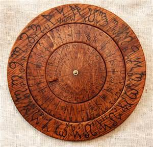 Wheel Cypher Cipher Disk