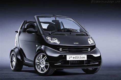 smart cabrio brabus 2002 smart brabus cabrio 1st edition images specifications and information