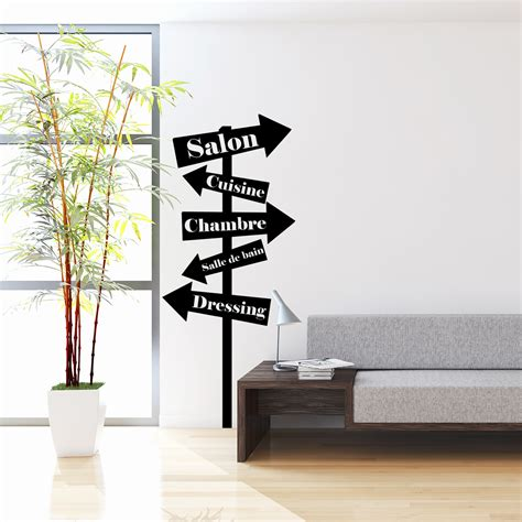 stickers citation cuisine sticker citation salon cuisine chambre panneaux