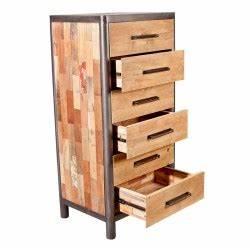 Semainiers et chiffonniers petits meubles maison for Meuble chaussure maison du monde 2 meuble a chaussure industriel nouveaux modales de maison