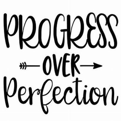 Progress Perfection Waste Zero Perfect Making Pippa