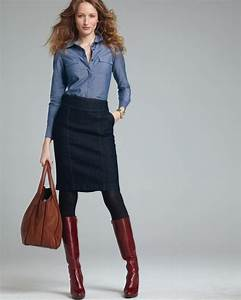 17 Best ideas about Skirt Boots on Pinterest | Maroon skirt Skirts with boots and A skirt