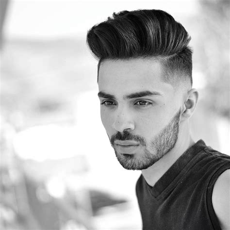 haircuts for guys with hair this year s best fade haircuts for hairiz 3651