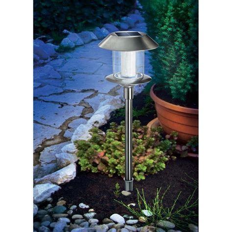 solar garden light led warm white daylight white esotec
