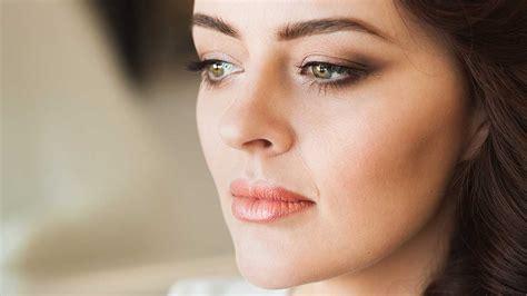 wedding makeup  green eyes loreal paris