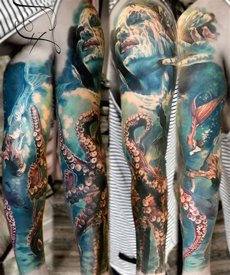 le tatouage de laura juan tattoo life map