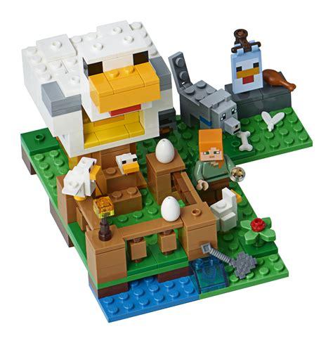 lego minecraft  official set images  brick fan