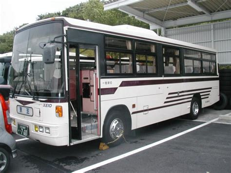 Isuzu 9m Bus 26 Passengers Type, 1998, Used For Sale