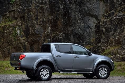 Is Mitsubishi L200 re entering the USA's Pickup Truck