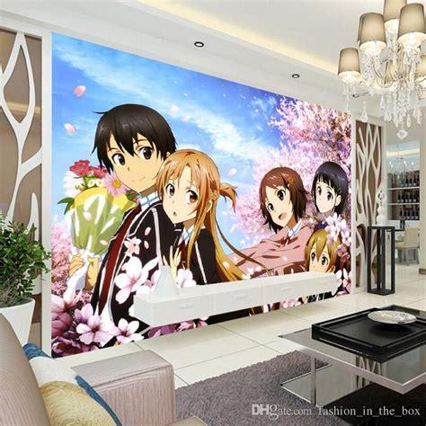 Anime Mural Wallpaper - sword photo wallpaper wall mural custom anime