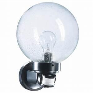 Lampe Mit Glasfuß : au enleuchte mit bewegungsmelder 180 lampe leuchte s ebay ~ Indierocktalk.com Haus und Dekorationen