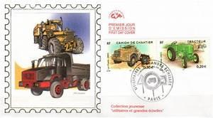 Video De Camion De Chantier : timbre 2003 camion de chantier wikitimbres ~ Medecine-chirurgie-esthetiques.com Avis de Voitures
