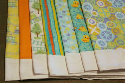 Handmade Receiving Blankets