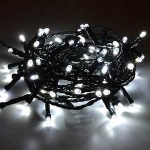 Led Lichterkette Draußen : led lichterkette kaltwei weihnachtsbeleuchtung outdoor 40 ~ Watch28wear.com Haus und Dekorationen