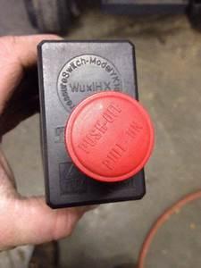 Husky Pressure Switch Model Yk 16 Amp Wuxihx  U2013 Tzsupplies Com