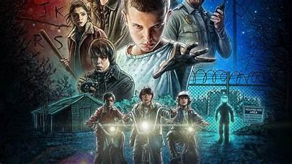 Stranger Netflix Things Tv Series Wallhere Wallpapers