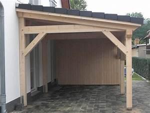 Wohnwagen Carport Selber Bauen : pultdach carport mhb carports ~ Whattoseeinmadrid.com Haus und Dekorationen
