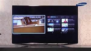 Samsung Tv 2014 - 08 Multilink Screen    Fussballmodus