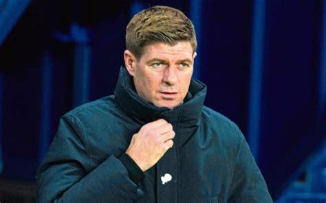 Rangers boss Steven Gerrard says Aberdeen's Pittodrie is ...