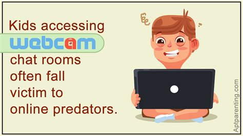 Free Webcam Chat Rooms For Kids  Is It Safe?