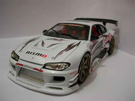 modellautos nissan silvia   muscle machines