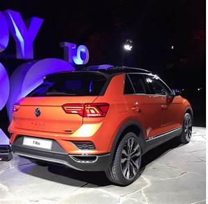 Argus Automobile 2017 : volkswagen t roc 2017 photos et vid o de la pr sentation en live photo 2 l 39 argus ~ Maxctalentgroup.com Avis de Voitures
