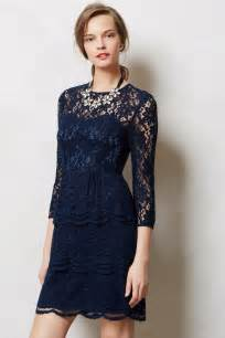 navy lace bridesmaid dress blue lace dress dressed up