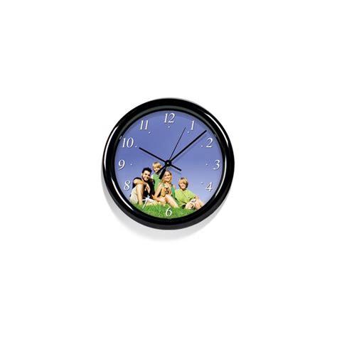horloge avec cadre photo horloge avec cadre plastique gadgets jeux et jouets magink casa cadeaux photos