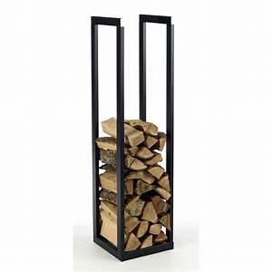 Abris Bois De Chauffage Leroy Merlin : rangement de bois en acier klub noir leroy merlin ~ Farleysfitness.com Idées de Décoration