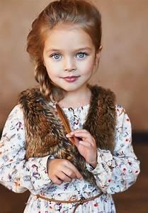 Coiffure Enfant Tresse : tresse enfant 70 id es g niales pour les petites demoiselles ~ Melissatoandfro.com Idées de Décoration