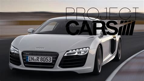 Project Cars Audi R8 V10 Plus @california Highway Ultra