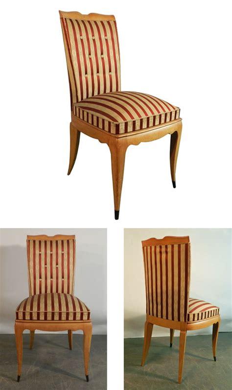 chaise a ad 823 elegante chaise 1940 en sycomore