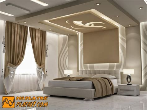 décoration chambre platre exemples d 39 aménagements