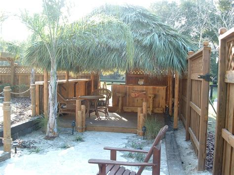 Tiki Hut Kits Florida by Ocala Florida Tiki Hut Bar 20 X 12 Tiki Hut 8