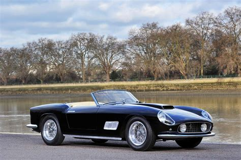 California For Sale by 1958 250 Gt California Spyder Previously Sold