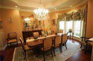 Interesting traditional dining room decorating ideas