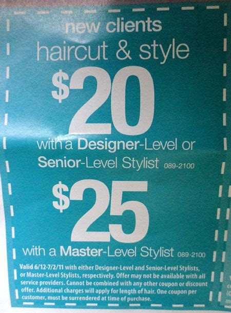 23441 Golden Standards Coupon by Jcpenney Hair Salon Coupons And Salon Products Sale Jc