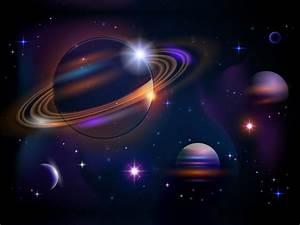 Xxl fototapeten tapete weltall universum planeten sterne for Balkon teppich mit tapete weltraum planeten
