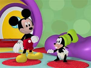 Mickey Mouse Clubhouse Goofy Baby
