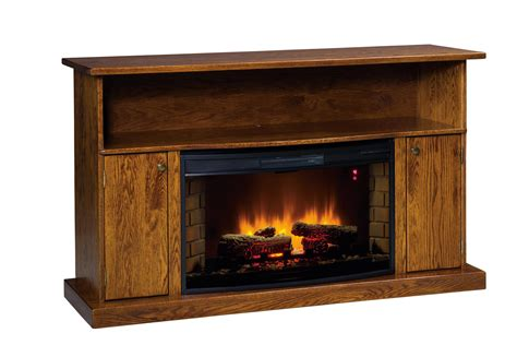 Cheyenne Deluxe 60 Electric Fireplace Entertainment